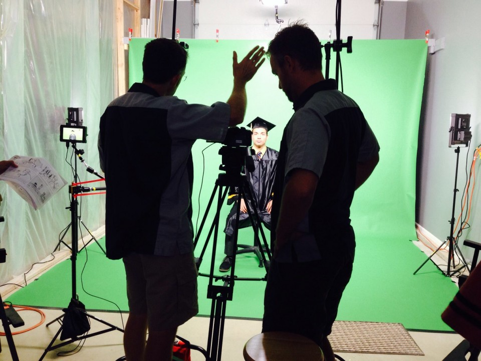 video services, target market, production company